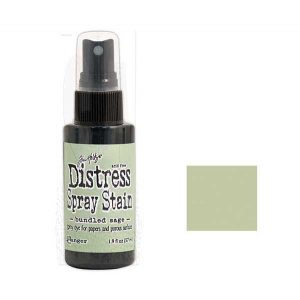 Tim Holtz Distress Spray Stain – Bundled Sage