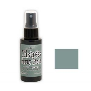 Tim Holtz Distress Spray Stain – Iced Spruce class=