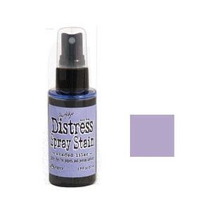 Tim Holtz Distress Spray Stain – Shaded Lilac
