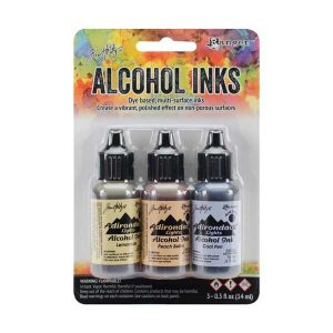 Tim Holtz Alcohol Inks – Wildflowers