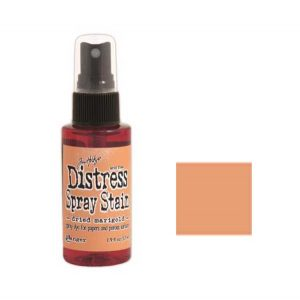 Tim Holtz Distress Spray Stain – Dried Marigold class=