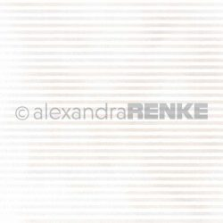 Alexandra Renke Design Paper – Gray Stripes