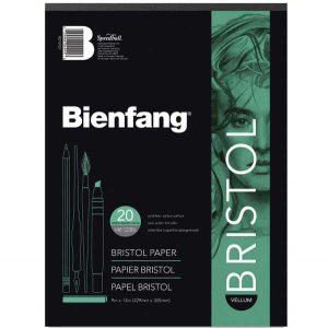 Bienfang Bristol Paper Pad – Vellum Finish