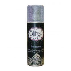 Thermoweb Glitter Dust Aerosol Spray – Iridescent