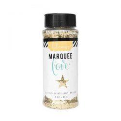 Heidi Swapp Marquee Love Chunky Glitter – Gold