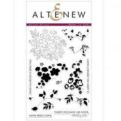 Altenew Ditsy Print Stamp Set