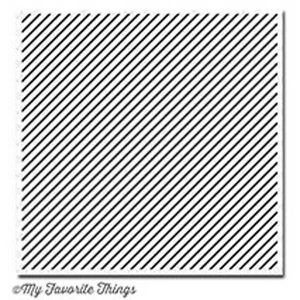 My Favorite Things Diagonal Stripes Background class=