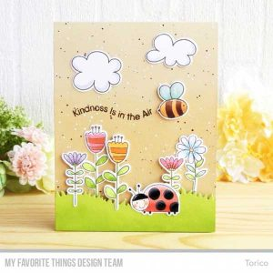 My Favorite Things Love Buds Stamp Set class=