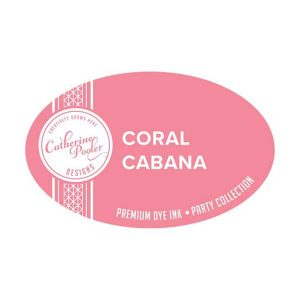Catherine Pooler Premium Dye Ink Pad – Coral Cabana class=