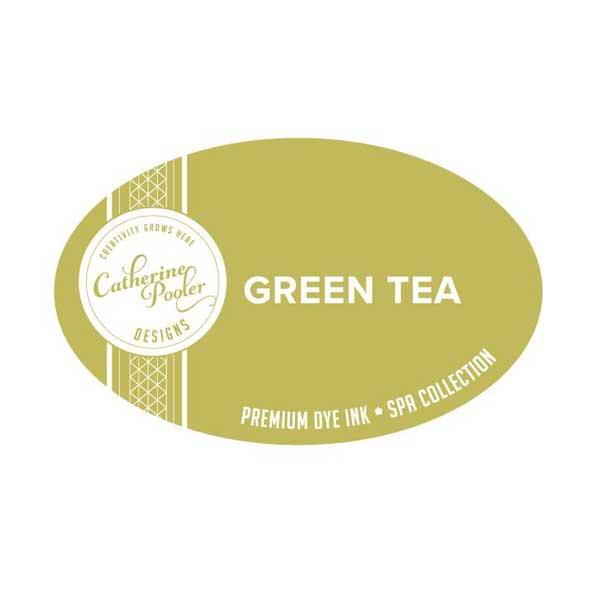 84ea90396c2d3e Catherine Pooler Premium Dye Ink Pad – Green Tea - The Foiled Fox