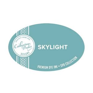 Catherine Pooler Premium Dye Ink Pad – Skylight