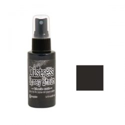 Tim Holtz Distress Spray Stain – Black Soot