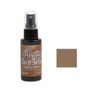 Tim Holtz Distress Spray Stain – Frayed Burlap class=
