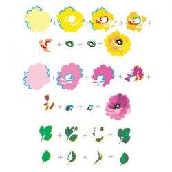 Altenew Fabulous Floral Stamp & Die Bundle