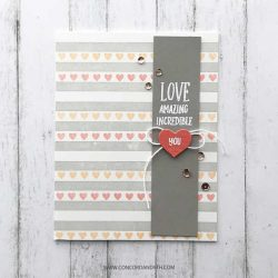 Concord & 9th Stripes & Saying Stamp Set