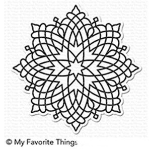 My Favorite Things BG Captivating Mandala Background
