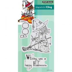Penny Black Witching You Stamp Set