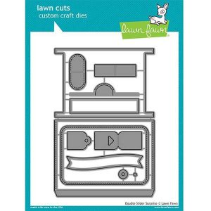 Lawn Fawn Double Slider Surprise Lawn Cuts