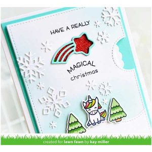 Lawn Fawn Reveal Wheel Shooting Star Add-On Lawn Cuts class=