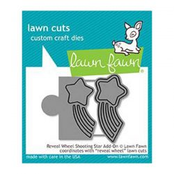 Lawn Fawn Reveal Wheel Shooting Star Add-On Lawn Cuts