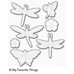 My Favorite Things Fluttering Friends Die-namics