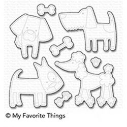 My Favorite Things Dog-gone Awesome Die-namics