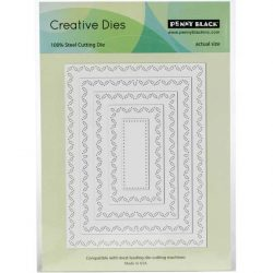 Penny Black Stitched Stackers Die Set