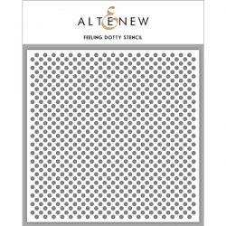 Altenew Feeling Dotty Stencil