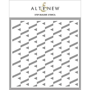Altenew Step Builder Stencil