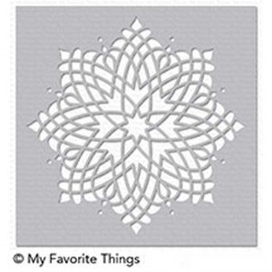 My Favorite Things Captivating Mandala Stencil