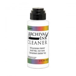 Ranger Archival Ink Cleaner - 2 oz.