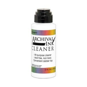 Ranger Archival Ink Cleaner - 2 oz. class=