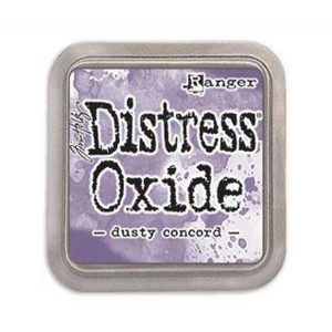 Tim Holtz Distress Oxide Ink Pad – Dusty Concord class=