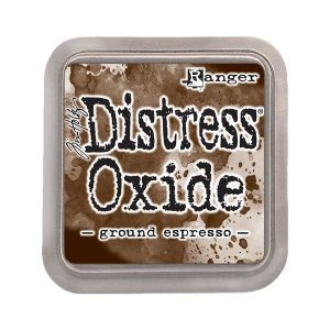 Tim Holtz Distress Oxide Ink Pad - Ground Espresso class=