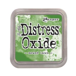 Tim Holtz Distress Oxide Ink Pad - Mowed Lawn class=