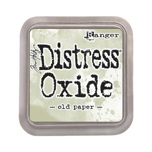 Tim Holtz Distress Oxide Ink Pad - Old Paper class=