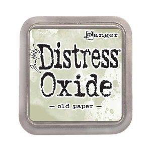 Tim Holtz Distress Oxide Ink Pad - Old Paper