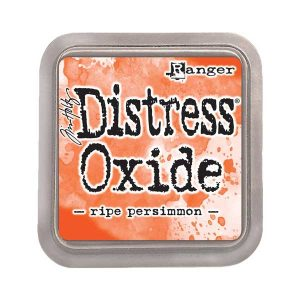 Tim Holtz Distress Oxide Ink Pad - Ripe Persimmon