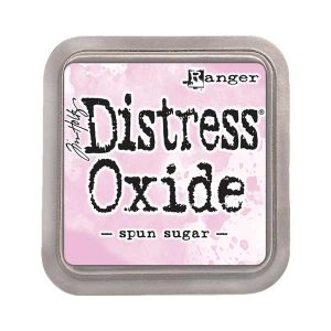 Tim Holtz Distress Oxide Ink Pad – Spun Sugar class=
