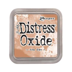 Tim Holtz Distress Oxide Ink Pad - Tea Dye class=