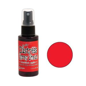 Tim Holtz Distress Spray Stain - Candied Apple class=