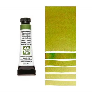 Daniel Smith 5ml Extra Fine Watercolor – Serpentine Green