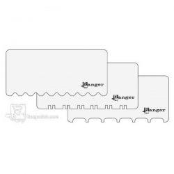 Ranger Gel Press Plate Texture Combs