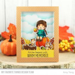 My Favorite Things BB Fall Friends Stamp Set
