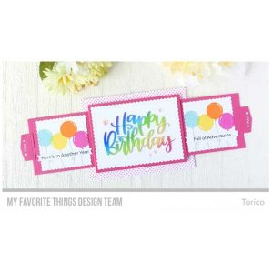 My Favorite Things Bundle of Balloons Stamp Set class=