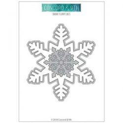 Concord & 9th Snow Flurry Dies