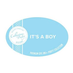 Catherine Pooler Premium Dye Ink Pad - It's A Boy class=