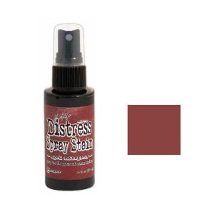 Tim Holtz Distress Spray Stain – Aged Mahogany class=
