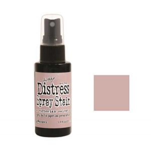 Tim Holtz Distress Spray Stain – Victorian Velvet class=