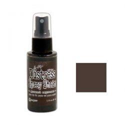 Tim Holtz Distress Spray Stain – Ground Espresso